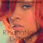 Rihanna Navy Lietuva